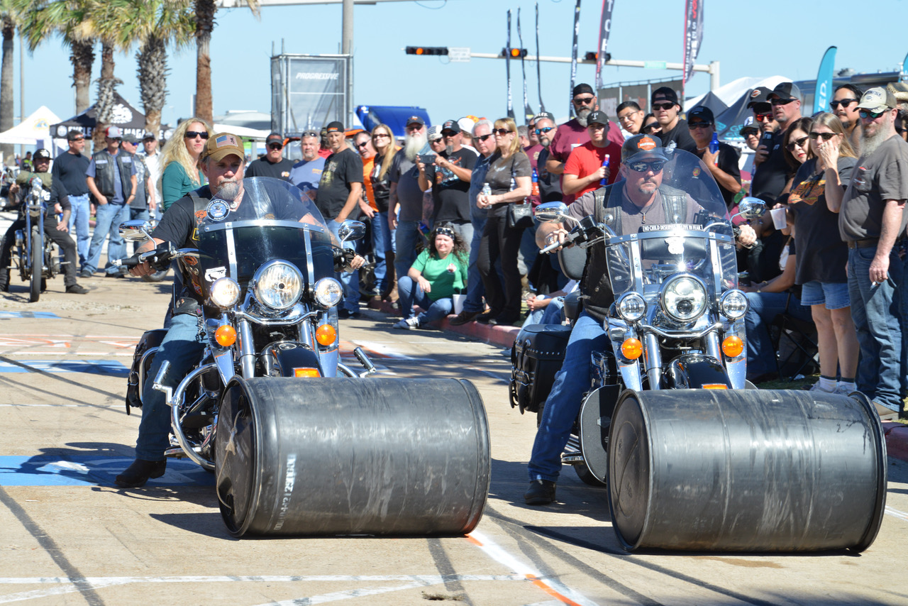 During the Lonestar Rally, Galveston TX, November 1-4 2018, Copyright Melissa Shoemaker