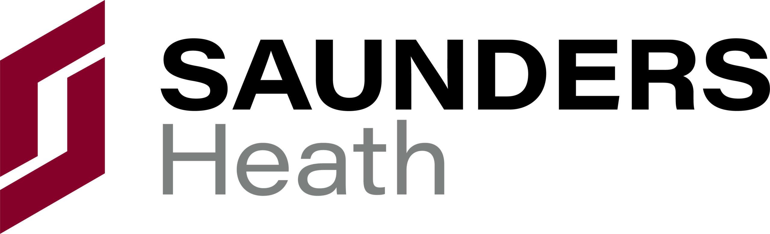 Saunders 2020 logo
