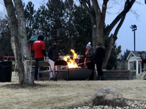 February Fireside Youth Activity