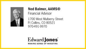 Ned Balmer Edward Jones