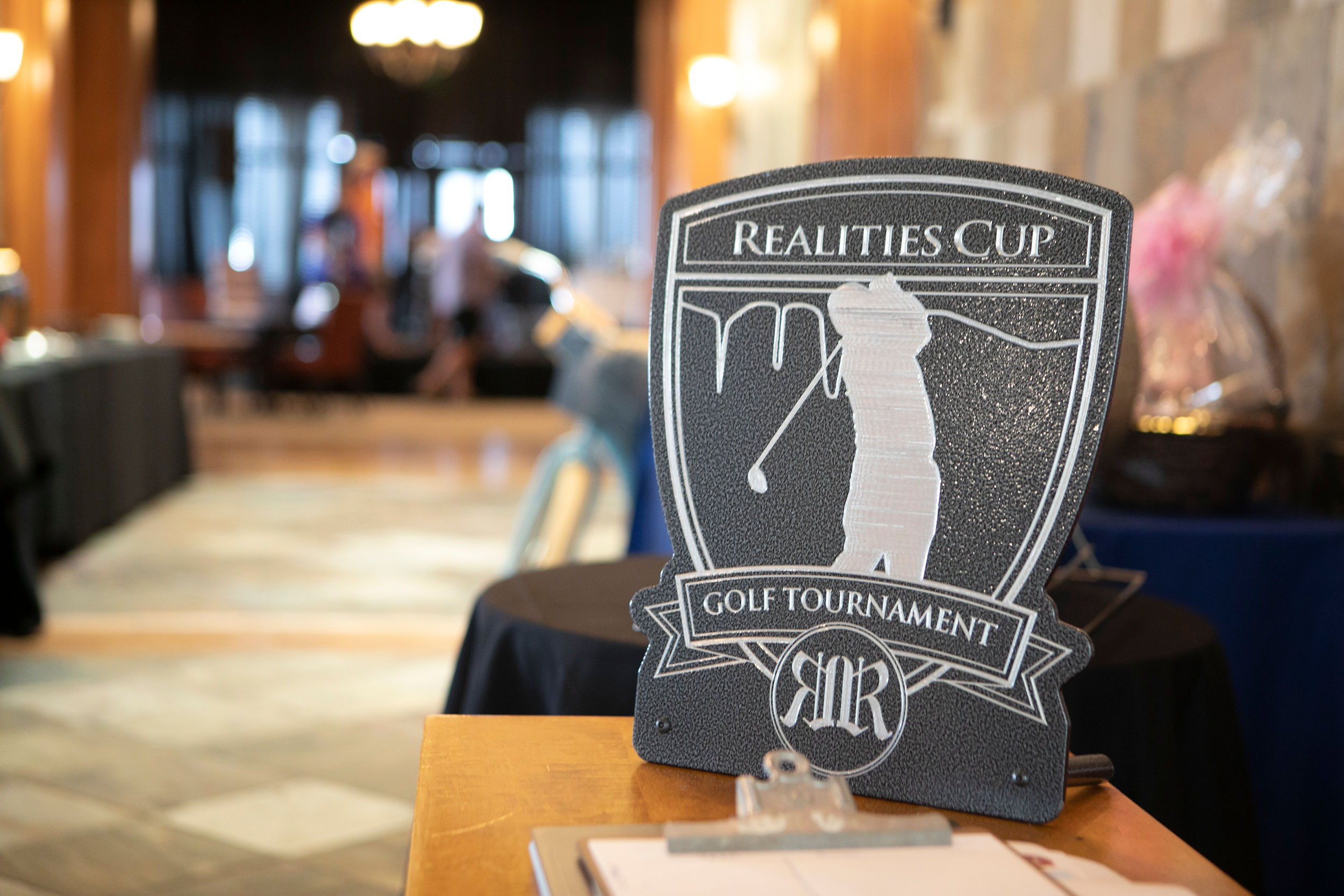 Welcome to the Realities Cup Banquest