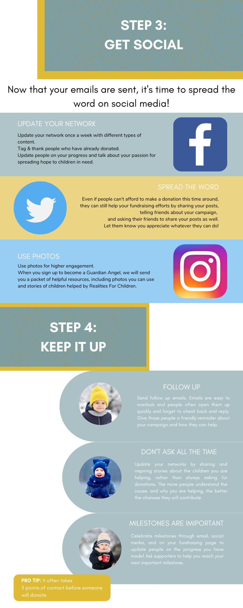Infographic Landing Page 2